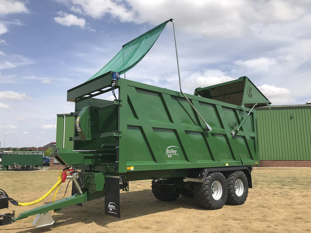 Bailey Ejector Sheeting System